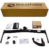 Westfalia 321751900113 Abnehmbare Anhängerkupplung und fahrzeugspez. Elektrosatz