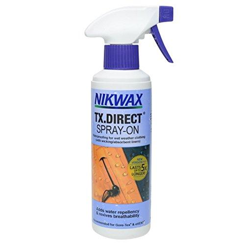 Nikwax TX Direct Wasserdicht 0,3Aufsprühen–Weiß
