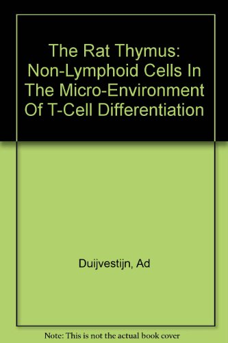 the-rat-thymus-non-lymphoid-cells-in-the-micro-environment-of-t-cell-differentiation