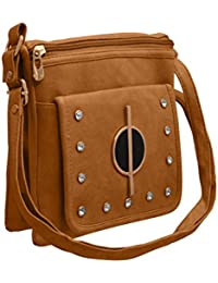 TAP FASHION Fancy Stylish Women's Sling Bag With Adjustable Strap For Ladies And Girls.