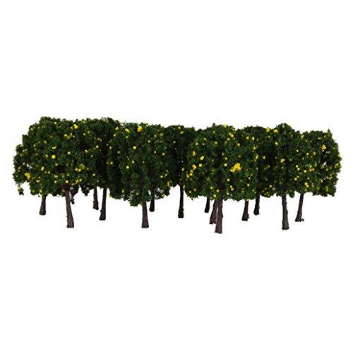 gazechimp-20pcs-plastique-fruit-jaune-arbres-modele-de-train-de-chemin-de-fer-parc-scene