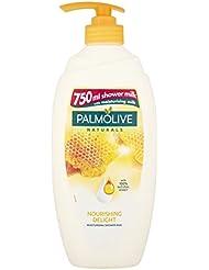 Palmolive Naturals Milk and Honey Shower Gel Cream, 750 ml