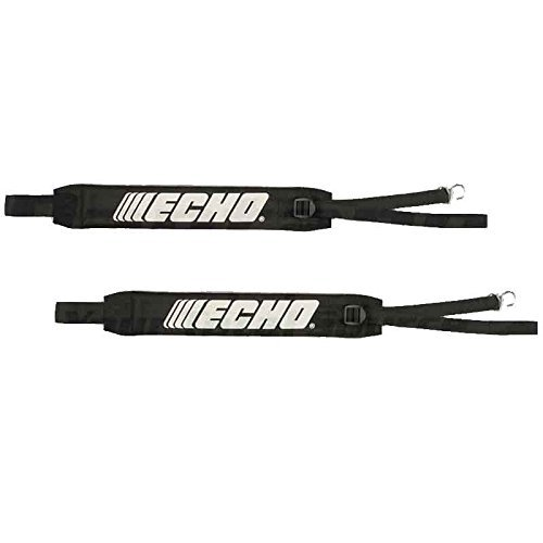 ECHO Set of 2 Genuine Backpack Blower Straps/Harnesses - C061000111
