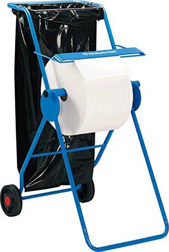kimberly-clark-professional-bodenstander-6155-b50xh109xt74-cm-blau-fahrbar