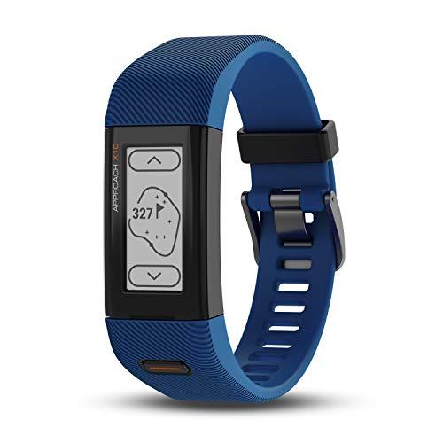 Garmin Approach X10 GPS-Golfarmband – zahlreiche Golffunktionen, Ansicht Grün, Touchscreen, 41.000 Golfplätze - 3