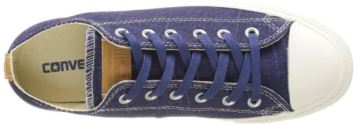 Converse  Ctas Slub Yarn,  Unisex-Erwachsene Mode Bleu (Bleu Marine)