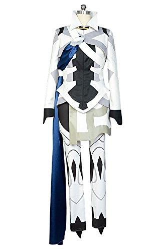 Fire Emblem Avatar Fates Corrin Cosplay Kostüm Weiß XXXL (Fire Emblem Kostüm)