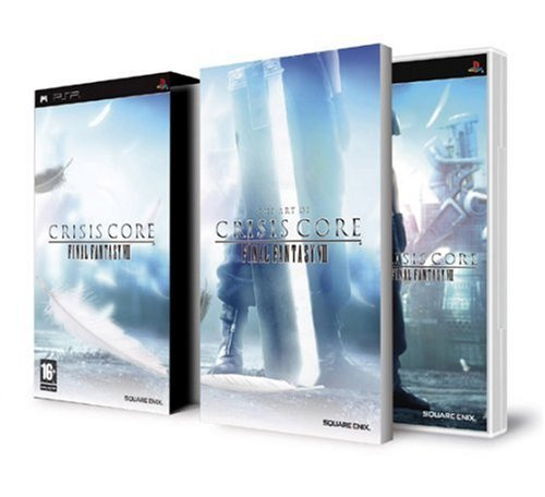 Crisis Core - Final Fantasy VII - Special Edition (PSP)