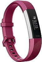 Fitbit Alta HR Fitness Wristband - Fuchsia, Small (5.5-6.7 in)