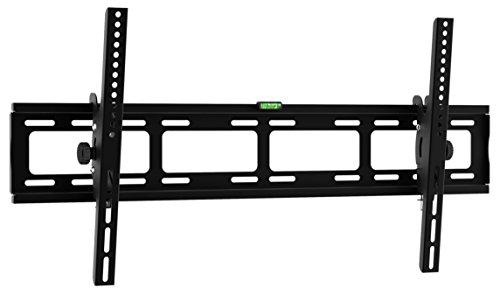 MEDION LIFE S18024 MD 23031 LCD-TV Wandhalterung, Passend für nahezu alle LCD TV Geräte von 91-178 cm (36-70 Zoll), Einstellbarer Neigungswinkel, Leichtgängige Bewegung, Tragkraft max. 60 kg