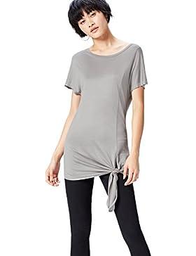 FIND T-Shirt Donna in Jersey con Nodo
