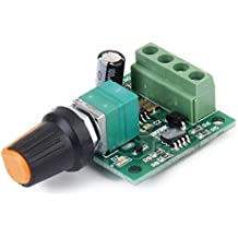 Controlador de velocidad del motor - TOOGOO(R) voltaje de DC 1,8V