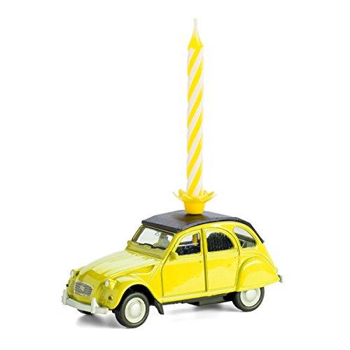 rze auf Rädern - Citroën 2CV (Gelb) ()