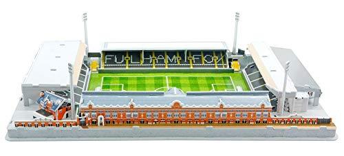 Fulham Fußballclub Craven Cottage 3D-Puzzle