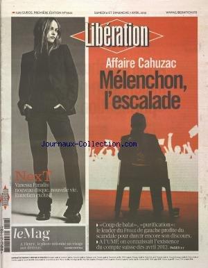 LIBERATION [No 9922] du 06/04/2013