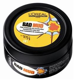 L'Oréal- tecni.art - Bad Mud Modellierpaste - 50ml