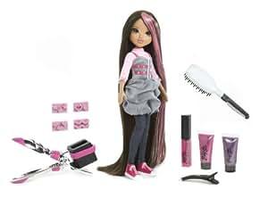 Moxie Girlz Magic Hair Stamp 'n' Style Doll Sophina