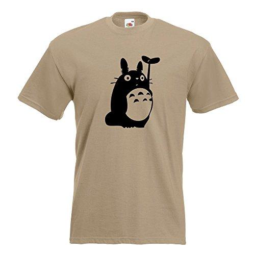 KIWISTAR - Haase Wurst T-Shirt in 15 verschiedenen Farben - Herren Funshirt bedruckt Design Sprüche Spruch Motive Oberteil Baumwolle Print Größe S M L XL XXL Khaki