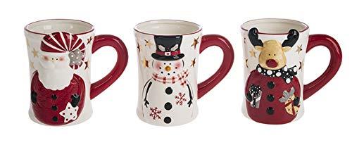 Ganz Lattee Holiday Becher 3er Set sortiert Holiday Becher