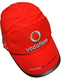 Jenson Button 2010 Vodafone Mclaren Mercedes Team Cap