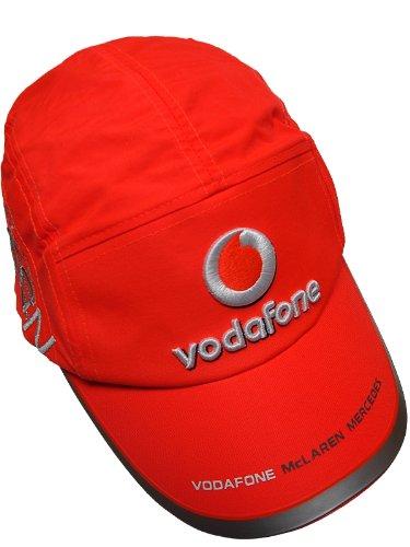 vodafone-mclaren-mercedes-f1-2010-team-casquette