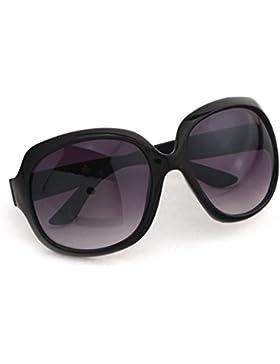 Oath_song - Gafas de sol Mujer, cristales con Gradiente, diseño grande (64mm)