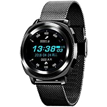OPTA-SB-083 Supreno Heart Rate + All-in-One Activity Tracker + Sleep Monitor Compatible with Android/iOS Smart Phones for Unisex
