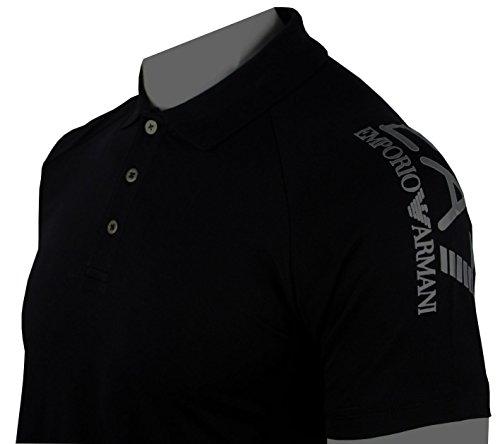 Emporio Armani Poloshirt Schwarz