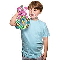 Baker Ross Couronnes de Pâques en Mousse (Lot de 2) - Loisirs créatifs de Pâques pour Enfants