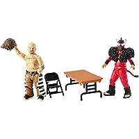 WWE Battle Pack Series 34 Action Figures - Hornswoggle & El Torito