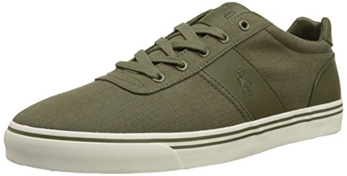 Polo Ralph Lauren Hanford Fashion Sneaker Olive