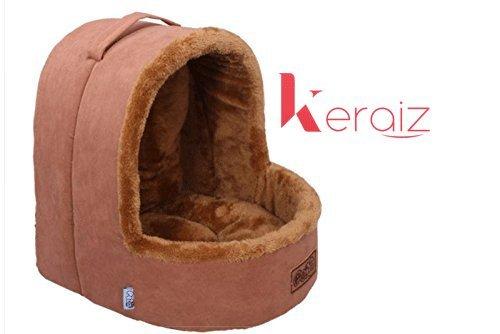 Keraiz - Cueva para Cama de Perro y Gato