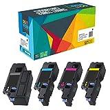 4 Do it Wiser Kompatibel Toner für Dell E525w | 593-BBLN 593-BBLL 593-BBLZ 593-BBLV