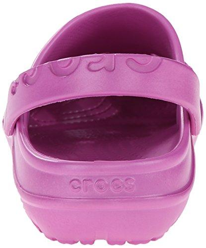 Crocs Hilo Clog, Zoccoli Unisex – Adulto Beige (Wild Orchid)
