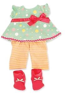 Manhattan Toy - Ropa para muñecos bebé (146280)