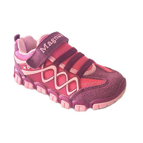 Slobby Kinder Sportschuh Freizeitschuh Sneaker verschiedene Farben NEU Lila / Pink