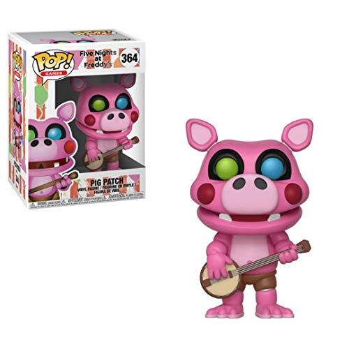 Funko POP! GAMES: Five Nights at Freddy's Pizza Simulator - Pigpatch