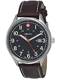 M-WATCH Aero 41 Analog Black Dial Men's Watch-WBL.40220.LG