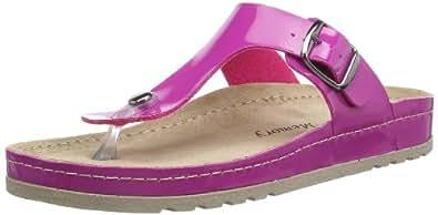 Rohde Womens 5807 Thong Sandals Pink 41 EU