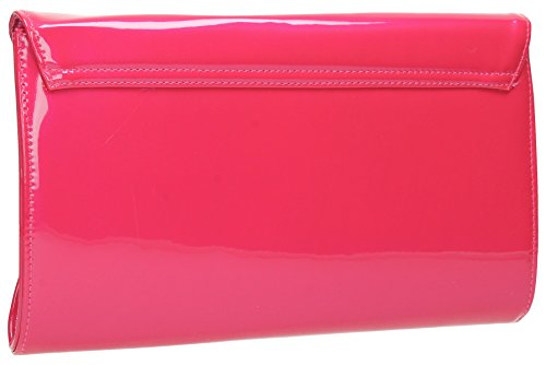 SwankySwans - Borsetta senza manici donna (rosa)