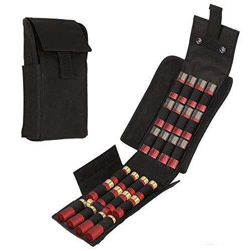 odukte 27runden Tactical Shotshell MOLLE Tasche Halterung klappbar, schnelle Zugang Shotgun Kartusche ()