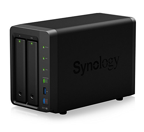 Synology DS718+ 2 Bay NAS Server Disk Station