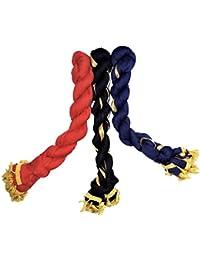 Dupatta (Weavers Villa Set Of 3 Multicolor Chiffon Dupattas (70 Different Colour Set Combinations Available)) - B06XCPX3TX