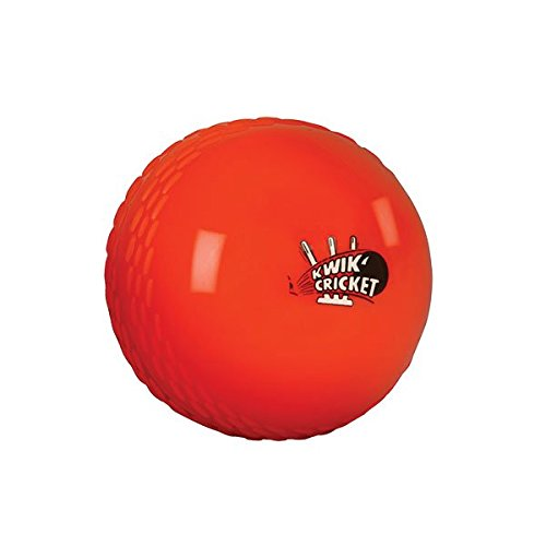 GRAY NICOLLS Kwik Cricket Oranger Ball (6-er Pack)