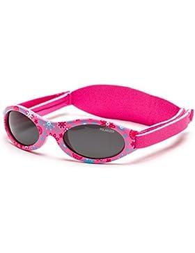 Sonnenbrille Baby PREMIUM für Jungen und Mädchen   Alter 0 Monate bis 2 Jahre   MIT WEICHEM SILIKON, POLARISIERTEN...
