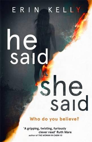 He Said/ She Said
