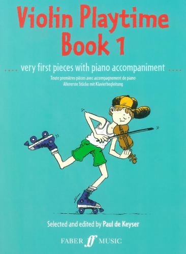 Violin Playtime 1 (violin and piano)