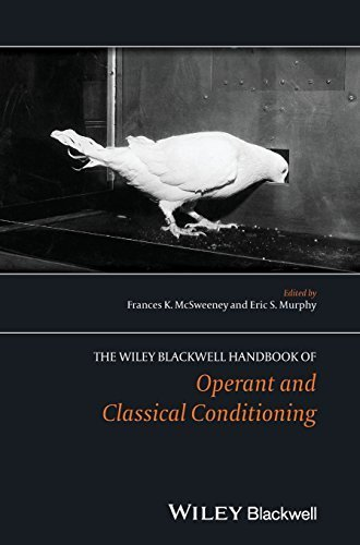 The Wiley Blackwell Handbook of Operant and Classical Conditioning by McSweeney, Frances K., Murphy, Eric S. (2014) Gebundene Ausgabe
