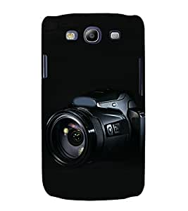 printtech Camera Focus Back Case Cover for Samsung Galaxy S3 Neo / Samsung Galaxy S3 Neo i9300i