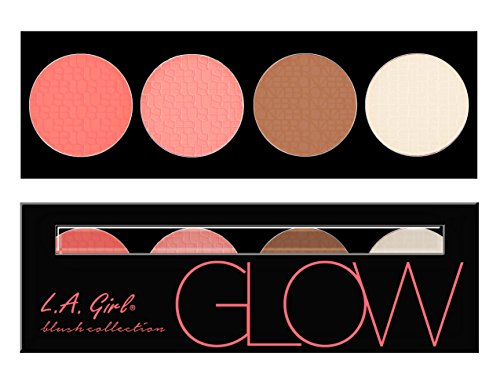 L A Girl Beauty Brick Blush, Glow, 22g